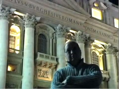 Jordan at Vatican