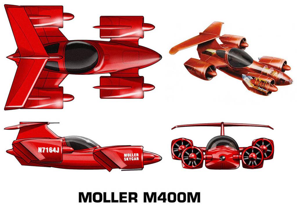 Where S My Flying Car Hold On Paul Moller S Skycar Is Coming