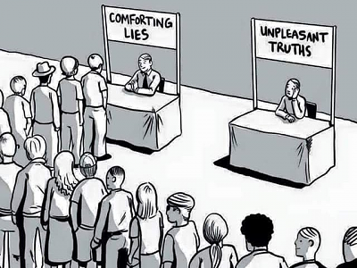 Click image for larger version  Name: Comforting_lies_Unpleasant_truths.png Views: 3 Size: 301.9 KB ID: 47052