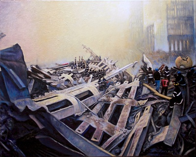 Click image for larger version  Name:first responders  oil on canvas .jpg Views:55 Size:217.9 KB ID:41521