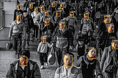 Click image for larger version  Name:Facial recognition is one element of China's expanding tracking efforts Photo-Illustration by TI.jpg Views:20 Size:130.0 KB ID:45529