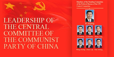 Click image for larger version  Name:The Leadership of the Central Committee of the Communist Party of China.jpg Views:14 Size:136.2 KB ID:45456