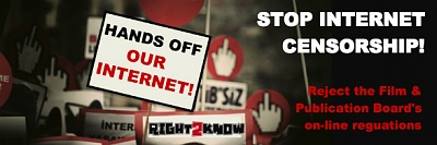 Click image for larger version  Name:South Africa - Hands off our Internet!.jpg Views:238 Size:115.5 KB ID:29286