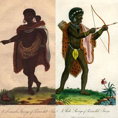 Click image for larger version  Name:MALE AND FEMALE Natives OF TERRA DEL FUEGO.jpg Views:36 Size:78.2 KB ID:40668
