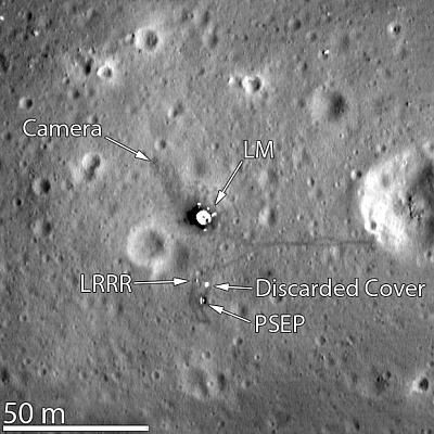 Click image for larger version  Name:Apollo11-landing-site-LRO.jpg Views:33 Size:72.2 KB ID:38628